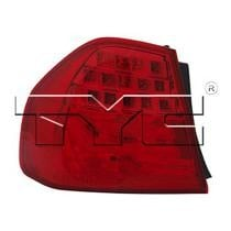 2009 - 2011 BMW 335i Tail Light Rear Lamp - Left (Driver)