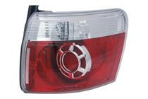 2007 - 2012 GMC Acadia Rear Tail Light Assembly Replacement / Lens / Cover - Right (Passenger)