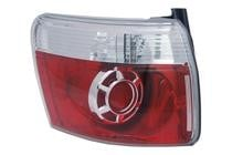 2007 - 2012 GMC Acadia Tail Light Rear Lamp - Left (Driver)