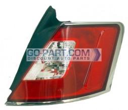 2010-2012 Ford Taurus Tail Light Rear Brake Lamp - Right (Passenger)