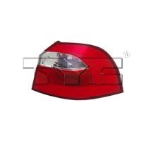 2012 - 2016 Kia Rio5 Tail Light Rear Lamp - Right (Passenger)