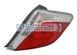 2012-2013 Toyota Yaris Tail Light Rear Lamp - Right (Passenger)