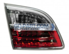 2010-2012 Mazda CX-9 Tail Light Rear Lamp - Left (Driver)