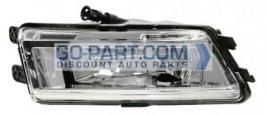 2012-2012 Volkswagen Passat Fog Light Lamp - Right (Passenger)