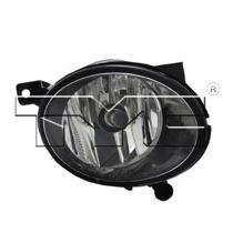 2010 - 2012 Volkswagen Golf + GTI + GTA Fog Light Assembly Replacement Housing / Lens / Cover - Right (Passenger)