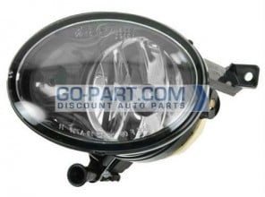 2010-2012 Volkswagen Golf / GTI / GTA Fog Light Lamp - Right (Passenger)