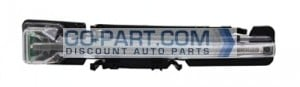 2010-2012 Ford Taurus Parking Light - Right (Passenger)