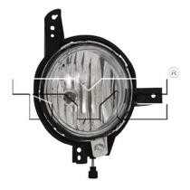 2012 - 2013 Kia Soul Fog Light Assembly Replacement Housing / Lens / Cover - Right (Passenger)