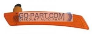 2009-2013 Mini Cooper Front Marker Light - Left (Driver)