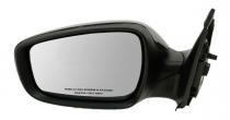 2012 - 2015 Hyundai Accent Side View Mirror - Left (Driver)