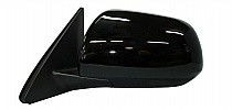 2008 - 2012 Toyota Highlander Side View Mirror Assembly / Cover / Glass Replacement - Left (Driver)