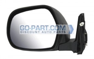 2003-2009 Toyota 4Runner Side View Mirror - Left (Driver)