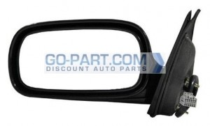 2006-2011 Buick Lucerne Side View Mirror - Left (Driver)