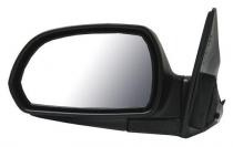2001 - 2006 Hyundai Elantra Side View Mirror Assembly / Cover / Glass Replacement - Left (Driver)