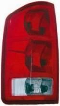 2002-2006 Dodge Ram Tail Light Rear Lamp - Left (Driver)