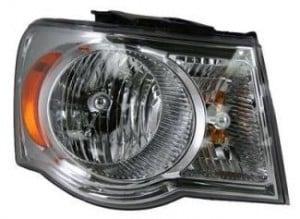 2007-2009 Chrysler Aspen Headlight Assembly - Right (Passenger)