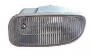 2002-2003 Jeep Grand Cherokee Fog Light Lamp - Right (Passenger)