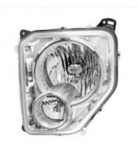2009-2011 Jeep Liberty Headlight Assembly - Left (Driver)