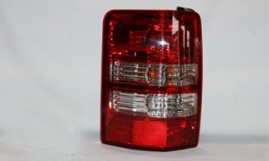2008-2012 Jeep Liberty Tail Light Rear Lamp - Left (Driver)