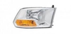 2009-2011 Dodge Ram (Full Size) Headlight Assembly - Right (Passenger)