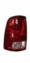 2009-2011 Dodge Ram (Full Size) Tail Light Rear Lamp - Left (Driver)