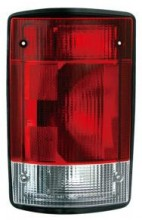 2004-2006 Ford Econoline Van Tail Light Rear Lamp - Left (Driver)