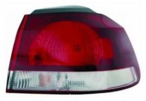 2010-2014 Volkswagen Golf / GTI / GTA Tail Light Rear Lamp - Right (Passenger)