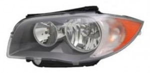 2008-2011 BMW 135i Headlight Assembly - Left (Driver)