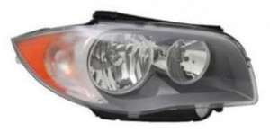 2008-2011 BMW 128i Headlight Assembly - Right (Passenger)
