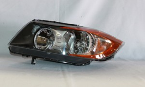 2006-2008 BMW 325i Headlight Assembly - Left (Driver)