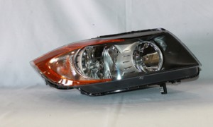 2006-2008 BMW 330i Headlight Assembly - Right (Passenger)