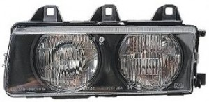 1998-1999 BMW 323i Headlight Assembly - Left (Driver)