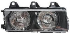 1992-1999 BMW 318i Headlight Assembly - Right (Passenger)