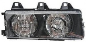1998-1999 BMW 323i Headlight Assembly - Right (Passenger)