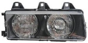 1995-1999 BMW M3 Headlight Assembly - Right (Passenger)