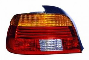 2001-2003 BMW 525i Tail Light Rear Lamp - Left (Driver)