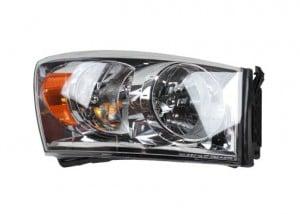 2007-2009 Dodge Ram Headlight Assembly - Right (Passenger)