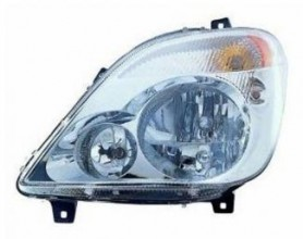 2007-2009 Dodge Sprinter Van Headlight Assembly - Left (Driver)