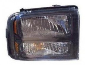2005-2007 Ford F-Series Super Duty Pickup Headlight Assembly - Right (Passenger)