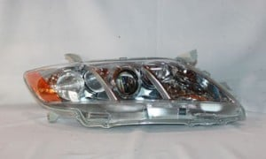 2007-2009 Toyota Camry Hybrid Headlight Assembly (Sedan / USA) - Right (Passenger)