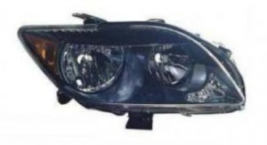 2007-2009 Scion tC Headlight Assembly - Right (Passenger)