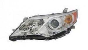 2012-2014 Toyota Camry Hybrid Headlight Assembly - Left (Driver)