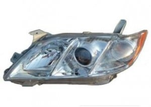 2007-2007 Toyota Camry Headlight Assembly - Left (Driver)