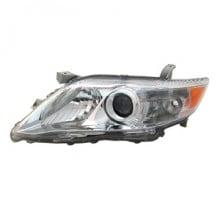 2010-2010 Toyota Camry Headlight Assembly (Japan Built) - Left (Driver)