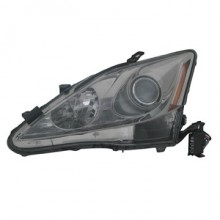 2006-2008 Lexus IS250 Headlight Assembly - Left (Driver)