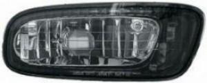 2004-2004 Lexus ES330 Fog Light Lamp - Right (Passenger)
