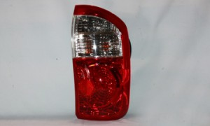 2000-2006 Toyota Tundra Pickup Tail Light Rear Lamp (Double Cab / with Standard Bed) - Right (Passenger)
