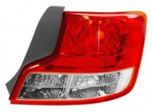 2012-2012 Scion tC Tail Light Rear Lamp - Right (Passenger)
