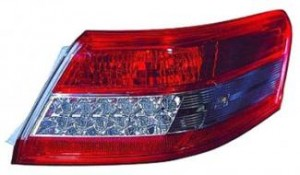 2010-2011 Toyota Camry Tail Light Rear Lamp (For Japan Built Models) - Right (Passenger)