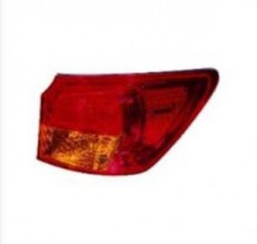 2006-2008 Lexus IS250 Outer Tail Light - Right (Passenger)